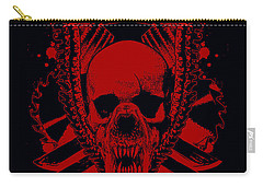 Devitalized Carry-all Pouch by Tony Koehl