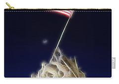 Digital Lightening - Iwo Jima Memorial Carry-all Pouch