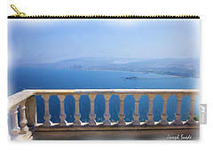 Carry-all Pouch featuring the photograph Do-00492 Saidet El-nourieh by Digital Oil