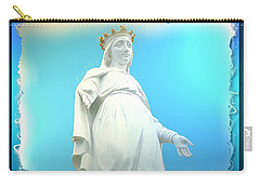 Do-00531 Our Lady Of Lebanon Carry-all Pouch