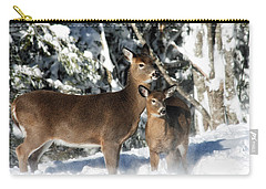 Doe A Deer Carry-all Pouch