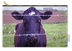 Don't Fence Me In Carry-all Pouch by Patricia Griffin Brett