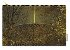 Carry-all Pouch featuring the photograph Dorcas Chapel by Tiffany Erdman