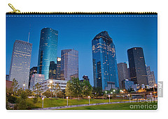 Downtown Houston Carry-all Pouch