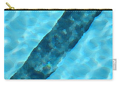 Carry-all Pouch featuring the digital art Dream by Richard Laeton