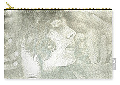 Carry-all Pouch featuring the photograph Dreaming by Rory Sagner