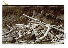 Driftwood Pile San Juan Carry-all Pouch