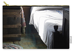 Dudley Farmhouse Interior No. 1 Carry-all Pouch by Lynn Palmer
