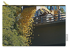 Dumping The Ducks Carry-all Pouch