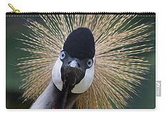 East African Crowned Crane Carry-all Pouch