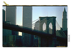 East River Tugboat Carry-all Pouch