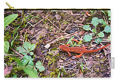 Eastern Newt Juvenile 2 Carry-all Pouch