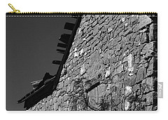 Carry-all Pouch featuring the photograph Echoes Of Another Time by Vicki Pelham