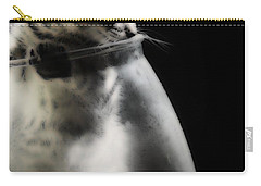 Carry-all Pouch featuring the photograph El Kitty by Jessica Shelton