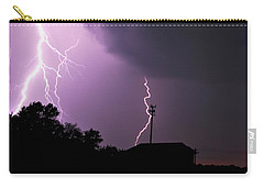 Electrifying Sky  Carry-all Pouch