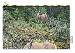 Elegant Elk Carry-all Pouch