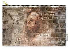 Carry-all Pouch featuring the photograph Emotions- Self Portrait by Janie Johnson