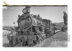 Carry-all Pouch featuring the photograph Engine 593 by Eunice Gibb