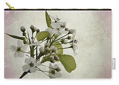Etched In Love Carry-all Pouch