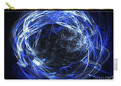 Carry-all Pouch featuring the digital art Eternal by Kim Sy Ok