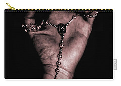 Carry-all Pouch featuring the photograph Eternal Struggle by Lauren Radke