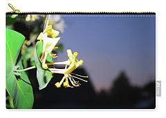 Evening Sonata. Perfoliata Carry-all Pouch