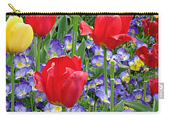 Carry-all Pouch featuring the photograph Exultation by Rory Sagner