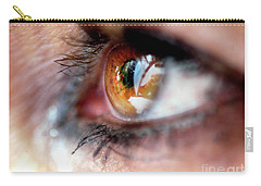 Eye Don't Know Carry-all Pouch
