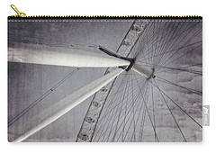 Eye On London Carry-all Pouch