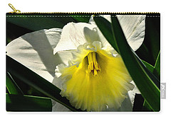 Carry-all Pouch featuring the photograph Face The Sun by Nava Thompson
