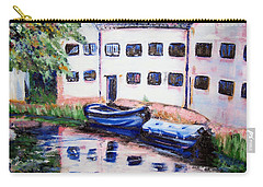 Factory On The River Carry-all Pouch