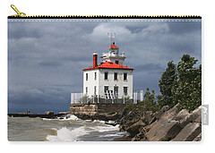 Fairport Harbor West Breakwater Lighthouse Carry-all Pouch
