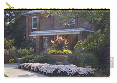 Carry-all Pouch featuring the photograph Fall Cowles by Joseph Yarbrough