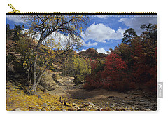 Fall In Zion High Country Carry-all Pouch