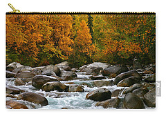 Fall On The Little Susitna River Carry-all Pouch