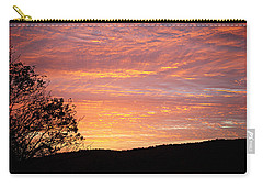 Fall Sunrise Carry-all Pouch