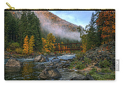 Fall Up The Tumwater Carry-all Pouch