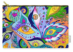 Fantas Eyes Carry-all Pouch