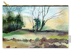 Far Beyond Carry-all Pouch by Anil Nene