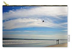 February Beach Carry-all Pouch