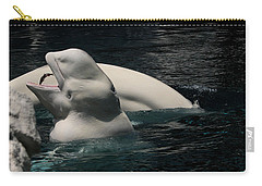 Feeding Time Carry-all Pouch by Karen Harrison