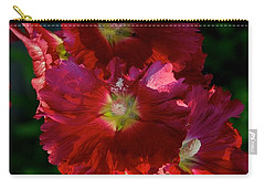 Carry-all Pouch featuring the photograph Fertile by Joseph Yarbrough