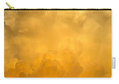 Fire In The Sky Fsp Carry-all Pouch by Jim Brage