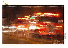 Fire Truck Carry-all Pouch by Micah May