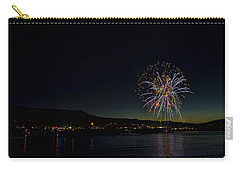 Fireworks On The River Carry-all Pouch