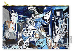 Fish Guernica Carry-all Pouch