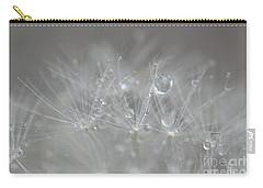 Fleur Cristalline Carry-all Pouch