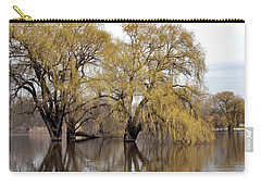 Flooded Trees Carry-all Pouch