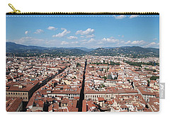 Florence From The Duomo Carry-all Pouch by Dany Lison