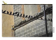 Florentine Pigeons Carry-all Pouch